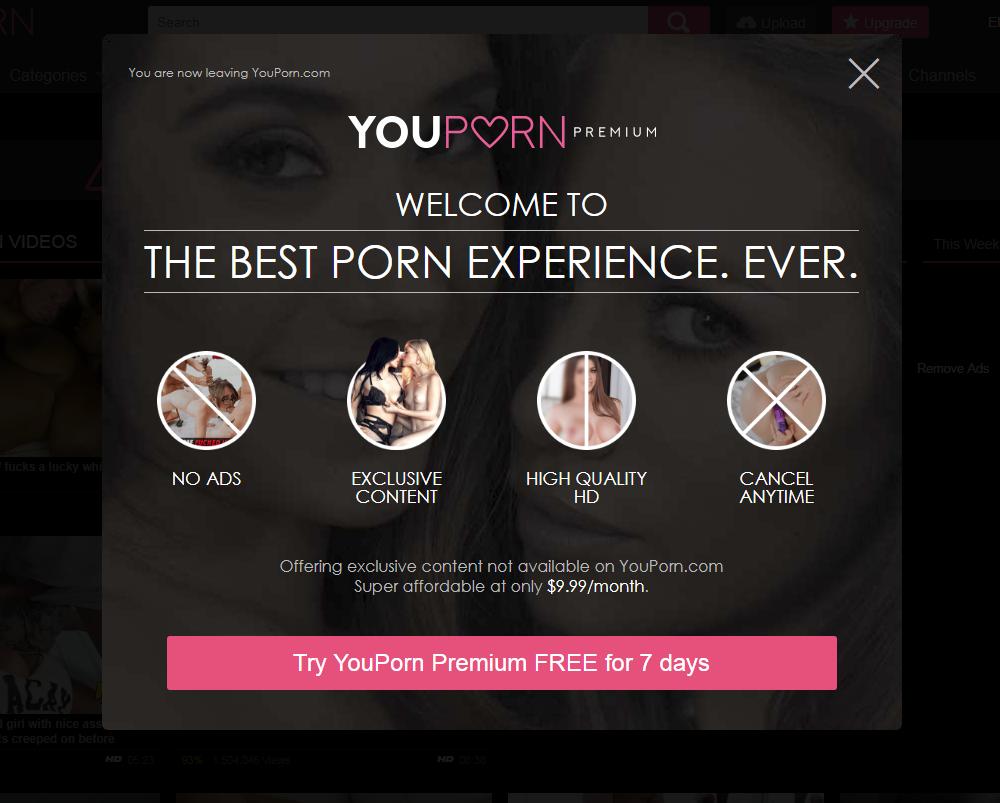 Www youporn com categories