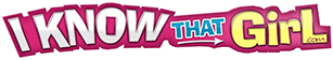 I know that girl Review Logo