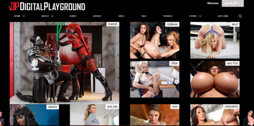 digitalplayground.com review categories